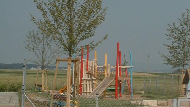 Hardthausen 2005 Neubau Spielplatz Stuifenstraße
