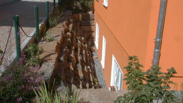 Kleinbettlingen Entwicklung 2007 begruenter Lichtschacht