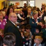 Sersheim Bürgermeister Scholz weihte den Luggeles-Spielplatz ein - Beutke und Fraenzel Gewaesserbau