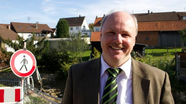 Waldstetten - Bürgermeister Michael Rembold - Beutke & Fraenzel GewaesserbauGbR