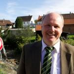 Waldstetten Langenbach - Bürgermeister Michael Rembold - Umsetzung Riegelrampe - Beutke-&-Fränzel-Gewaesserbau