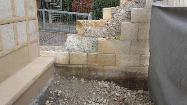 Neckartailfingen Friedhofmauer, Beutke & Fränzel Gewässerbau GbR