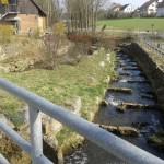 Sersheim- Fischtreppe Mühlbach - Beutke & Fränzel Gewässerbau